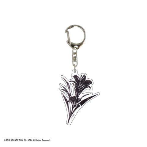 NieR Automata Emile Silver Necklace Square Enix Official Shop Limited Japan NEW
