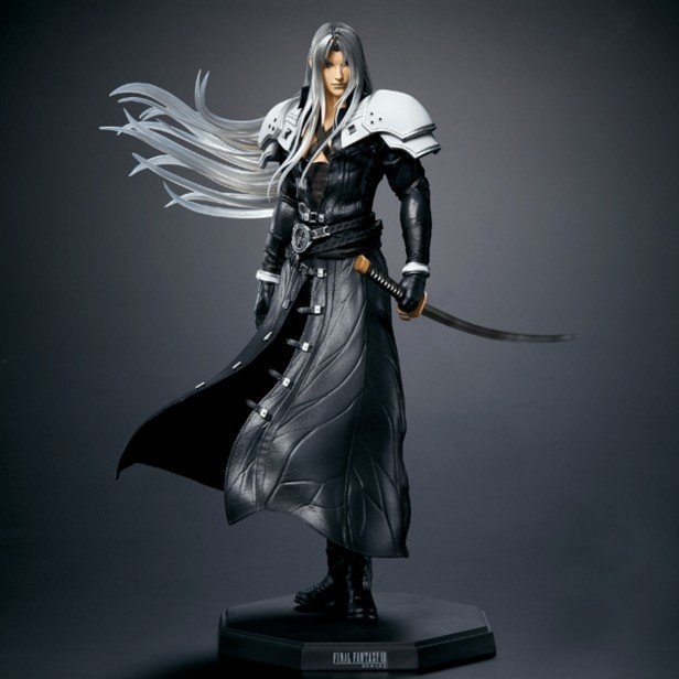 Final Fantasy 7 Remake Most Lottery B Award Aeris Figure