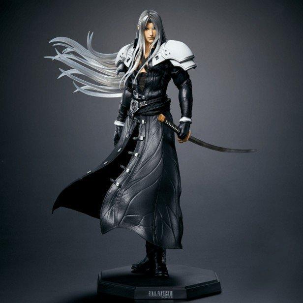 Final Fantasy VII REMAKE CLOUD Mini Figure lottery Kuji G Prize FF7 Japanese,
